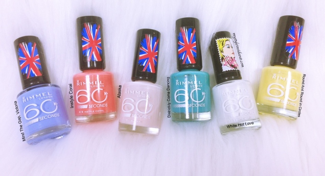 Rimmel London Nail Polish