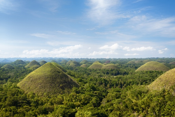 Chocolate Hills, Bohol - Philippines